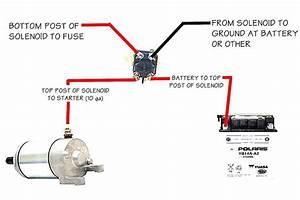 Ford Solenoid Wiring Diagram Wiring Diagram Blog Ford