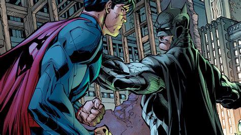 University Study Confirms Superman Would Beat Batman