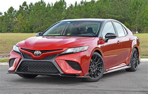 2020 Toyota Camry TRD Review & Test Drive - Quietly Positive