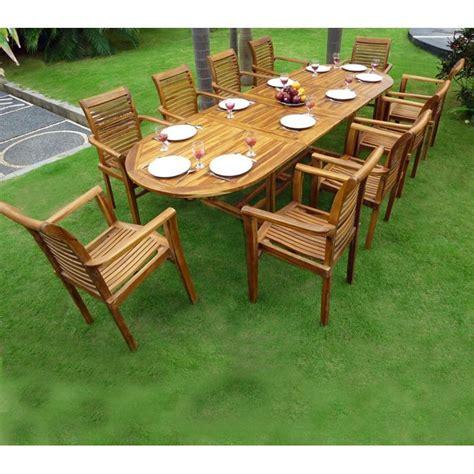 Table Jardin Teck by Salon De Jardin Table Basse En Teck Ezooq