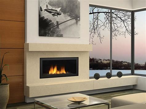 Indoor  Gas Fireplaces Modern Contemporary Gas Fireplace. Gooseneck Kitchen Faucet. Modern Room Divider. Round Chandelier. Quartz Coffee Table. Counter Top Edges. Reclaimed Floating Shelves. Modern Dining Table Set. Onyx Slab