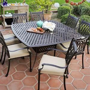 Belham Living Palazetto Cast Aluminum Patio Dining Set