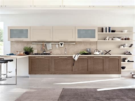 cuisine lube gallery linear kitchen by cucine lube design studio ferriani