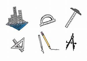 Free Architecture Tools Vector Series - Download Free ...