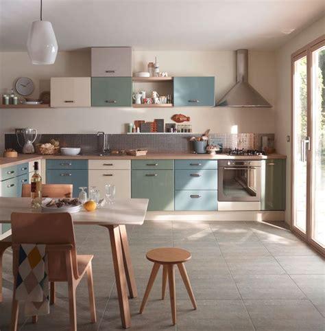 cuisine couleur cuisine en couleur 12 modèles qui en jettent côté maison