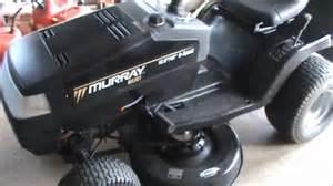 murray select tractor repairs youtube