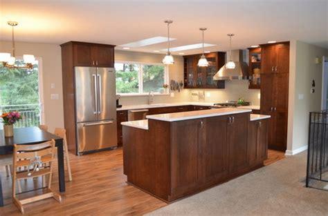 split level kitchen ideas easy tips for split level kitchen remodeling projects