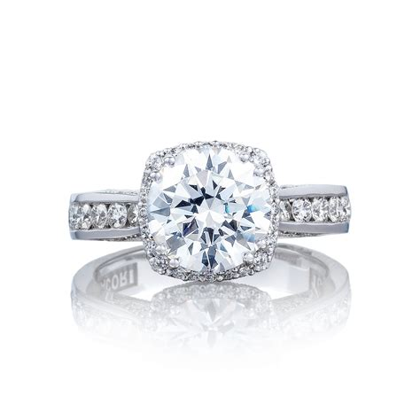 brilliant center diamond engagement ring dk gems