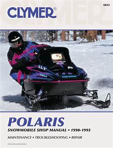 Polaris Snowmobile  1990