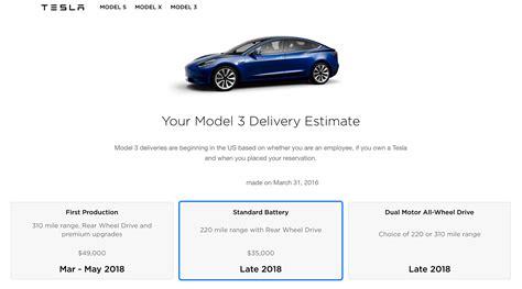 Download Tesla 3 Delivery Delay Pics