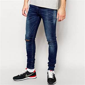 Jeans For Men New Style Ye Jean