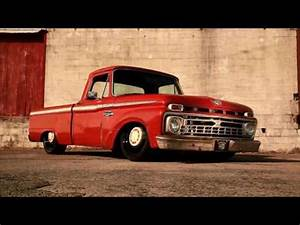 """""""Turpentine"""" Supercharged Turbo 1966 Ford F100 Slammed Air ...  Ford"""