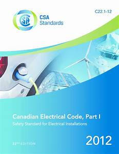 Canadian Electrical Code Pdf Free Download
