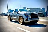 SEMA 2020: The Single Cab Short Bed Truck GM Never Intended