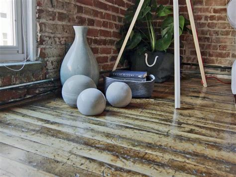Decorative Orbs Wood Metal Ball Rustic Home Decor Spheres: Make Concrete Spheres To Decorate Your Home