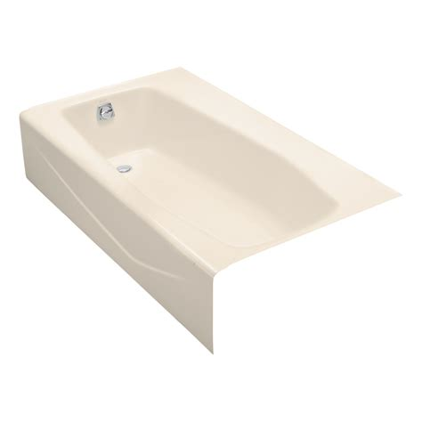 Kohler Villager Bathtub Specs by Enlarged Image