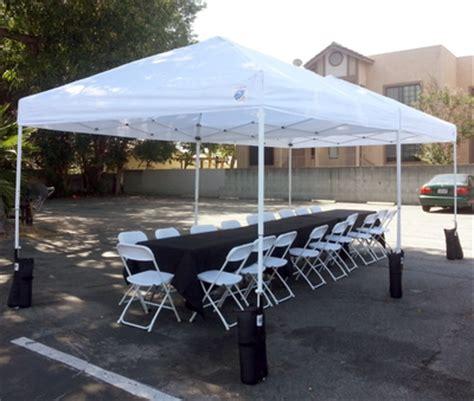 pop  canopy tent los angeles ca big blue sky party rentals event rentals