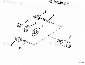 Johnson Outboard Parts By Hp 25hp Oem Parts Diagram For Shorting Switch