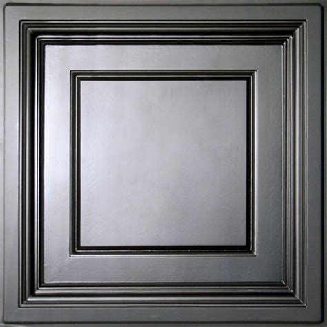 ceilume coffered ceiling tiles ceilume black 2 ft x 2 ft lay in coffered