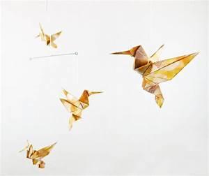 Bastelideen Frühling Erwachsene : bastelideen f r erwachsene origami v gel falten f r anf nger ~ Frokenaadalensverden.com Haus und Dekorationen