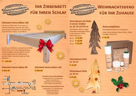 Weihnachtsdeko 2015 Aussen by Postwurf Weihnachtsdeko 2015 Au 223 En Tischlerei