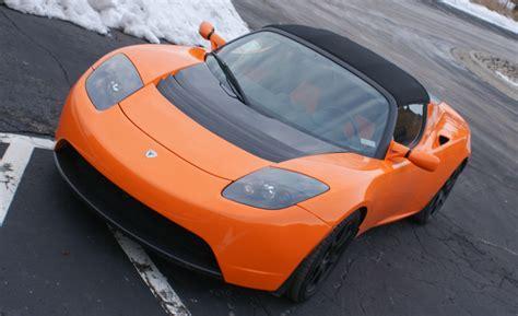 Tesla Roadster Sport Technical Details History Photos On