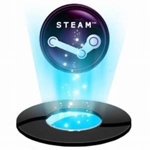 Hologram Steam Icon - RocketDock.com