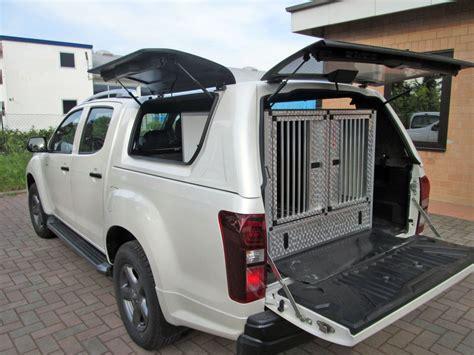gabbia per cani aereo gabbia amovibile per up isuzu d max 04 16 valli s r