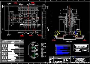 Transformer Assembly In Autocad