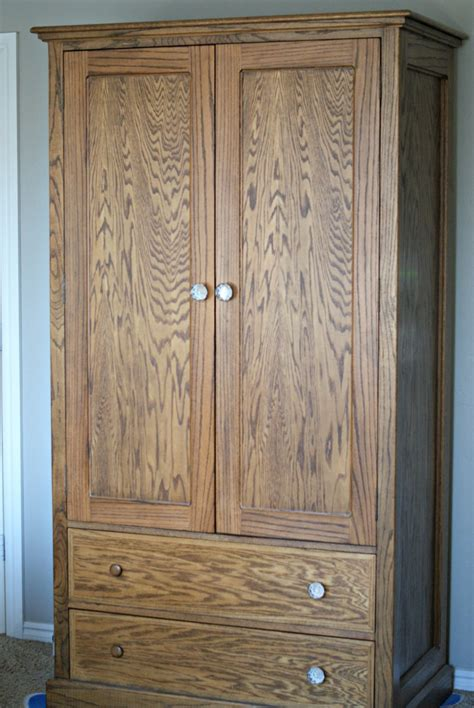woodwork dresser armoire plans  plans