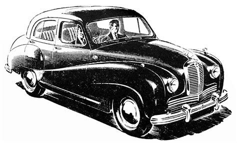 Classic Car Clipart Old School