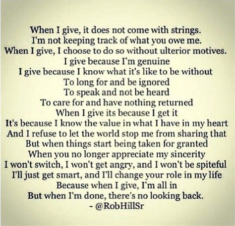 Stop Taking Things For Granted Quotes