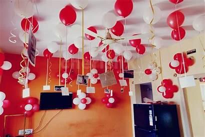 Surprise Decoration Birthday Balloon Husband Valentines Romantic