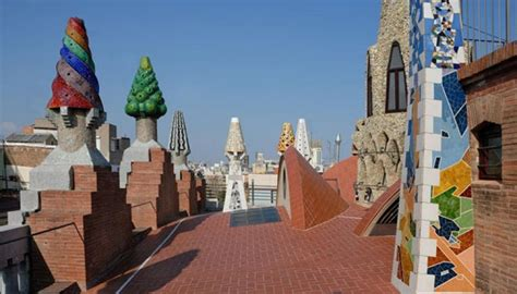 rooftop palau gueell