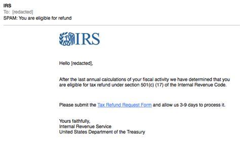 irs letter scams scammers sending irs phishing emails cbs news