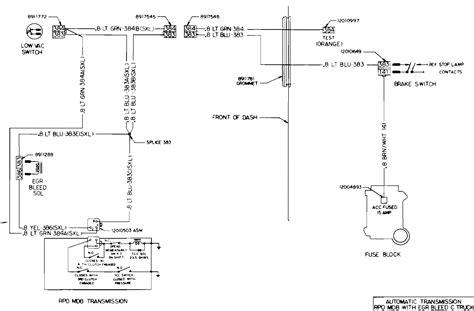 diagram 700r4 transmission lock up wiring diagram