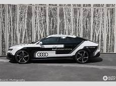 Audi RS7 Piloted Driving Concept 20 May 2016 Autogespot