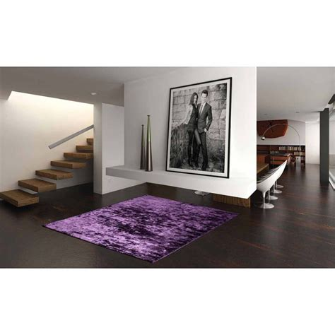 chambre gris et aubergine tapis square gris argent tapis square gris argent with