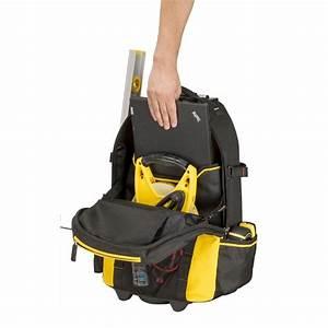 Sac A Dos Outils : sac a dos a outils fatmax intervention stanley ~ Melissatoandfro.com Idées de Décoration