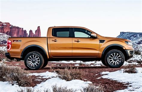 Us-spec 2019 Ford Ranger Unveiled, Gets 2.3t With 10-spd