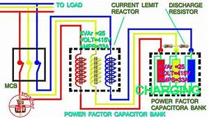 Capacitor Bank Wiring Diagram Pdf