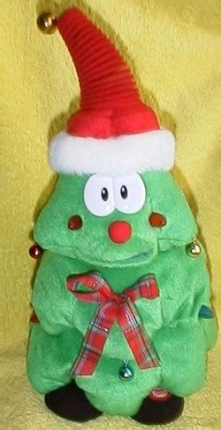 animated christmas tree hats singing animated lights tree 11 quot plush w slinky hat by sound n light