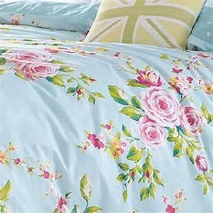 Canterbury, Floral, Vintage, Polycotton, Double, Duvet, Set, In, Multi