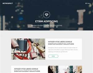 13 free html5 css3 blog website templates exclusive With free html blog templates code