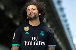 maillot marcelo exterieur real madrid 2017 2018 - Tuxboard