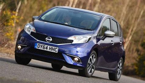 Nissan Note Review 2019