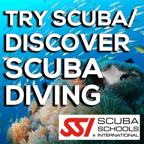 ssi   scuba discover scuba diving  scuba shop