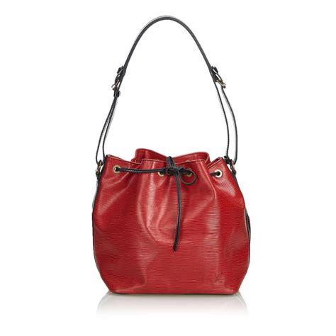 Louis Vuitton Cowhide Leather Bag by Louis Vuitton Epi Epi Bicolor Noe Pm Cowhide