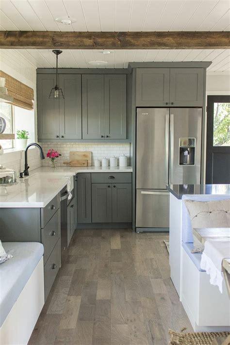 cuisine mur en cuisine sur 1 mur solutions pour la décoration