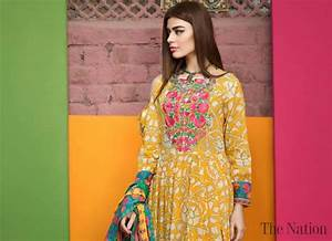 Khaadi launches new lawn collection